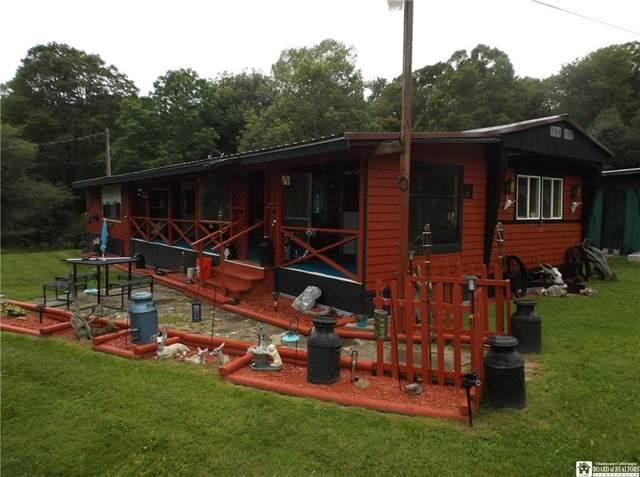 2753 Pangburn Road, Wirt, NY 14715 (MLS #R1360543) :: BridgeView Real Estate