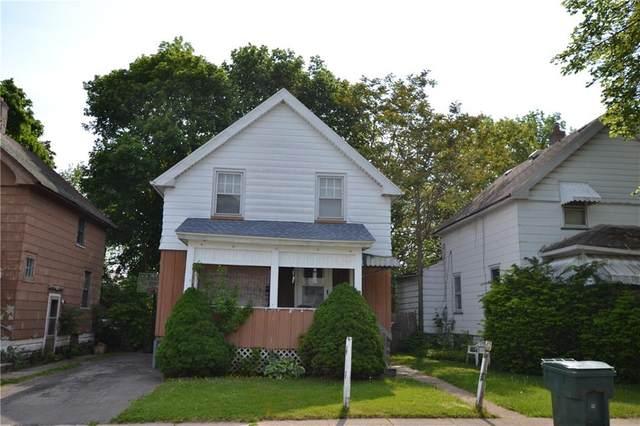 8 Priscilla Street, Rochester, NY 14609 (MLS #R1360588) :: Serota Real Estate LLC