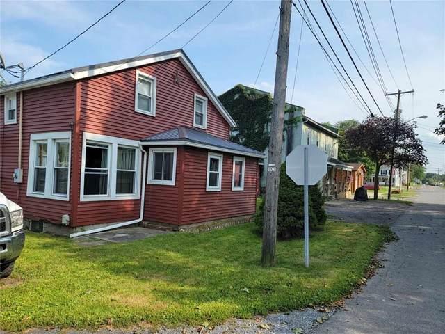 17 Fayette Street, Fayette, NY 13165 (MLS #R1360715) :: TLC Real Estate LLC