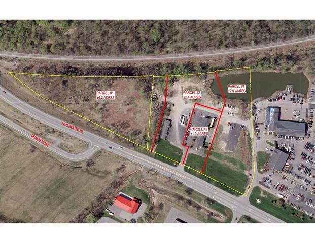 Parcel 4 State Route 96 N, Victor, NY 14564 (MLS #R1361126) :: Lore Real Estate Services