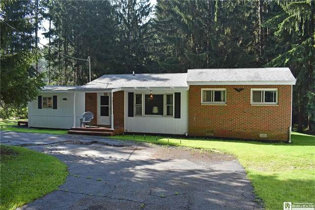 31 Wheeler Hill Road, Carroll, NY 14738 (MLS #R1361155) :: Serota Real Estate LLC