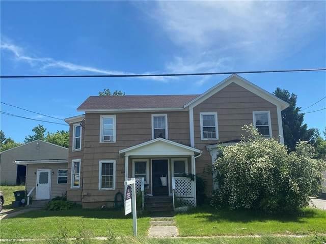 6286 Walkers Corner Road, Byron, NY 14422 (MLS #R1361511) :: BridgeView Real Estate