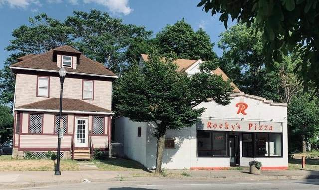 806 Genesee Street, Rochester, NY 14611 (MLS #R1361561) :: Robert PiazzaPalotto Sold Team