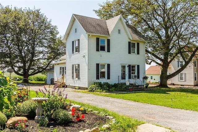 1693 Jacob Street, Seneca, NY 14463 (MLS #R1361951) :: TLC Real Estate LLC