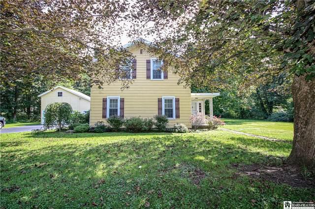 62 Ivory Street, Carroll, NY 14738 (MLS #R1361997) :: BridgeView Real Estate