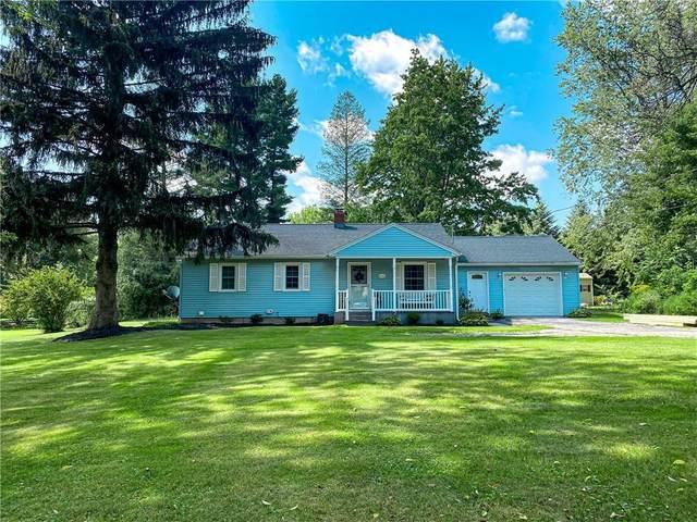 9246 Glenwood Drive, Leroy, NY 14482 (MLS #R1362265) :: BridgeView Real Estate