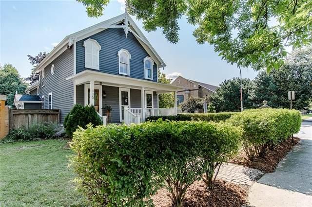 115 Adams Street, Rochester, NY 14608 (MLS #R1362325) :: BridgeView Real Estate