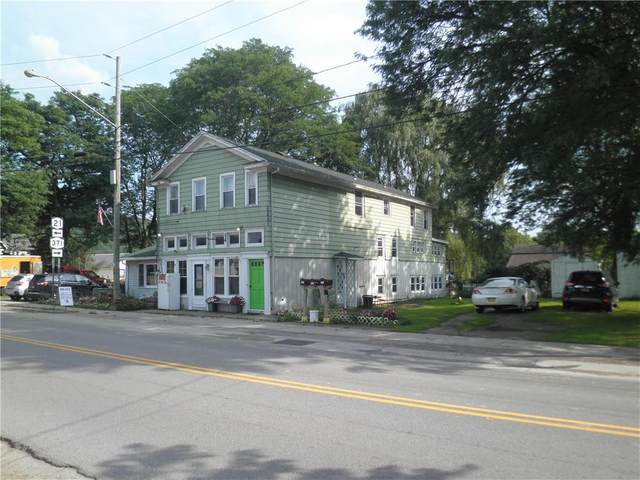 2 Wayland Street, Cohocton, NY 14808 (MLS #R1362643) :: BridgeView Real Estate