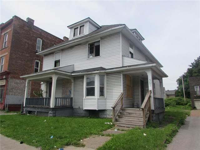 563 N Goodman Street, Rochester, NY 14609 (MLS #R1362853) :: Robert PiazzaPalotto Sold Team