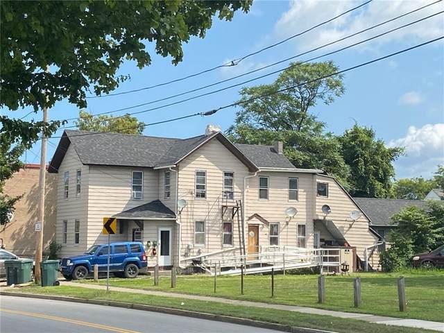 668 Scio Street, Rochester, NY 14605 (MLS #R1362897) :: Serota Real Estate LLC