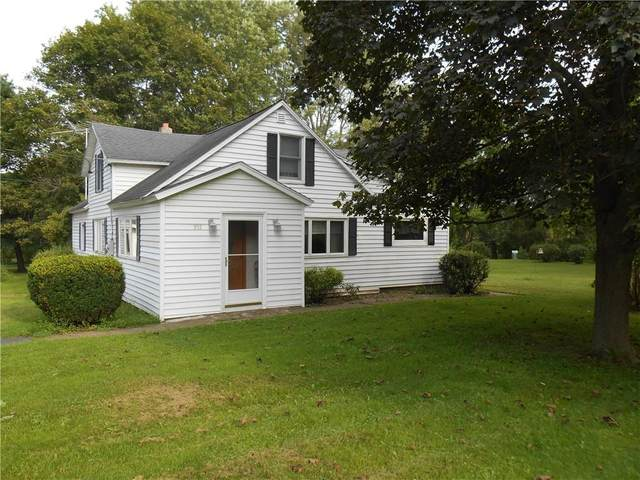 955 Hopeton Road, Torrey, NY 14527 (MLS #R1362958) :: Serota Real Estate LLC