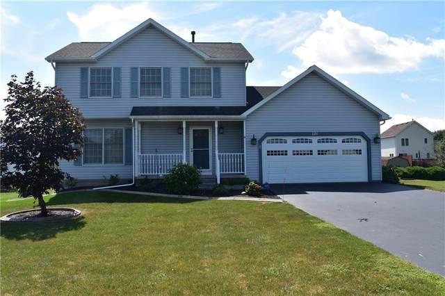 121 Delaina Rose Circle, Clarkson, NY 14420 (MLS #R1362983) :: BridgeView Real Estate