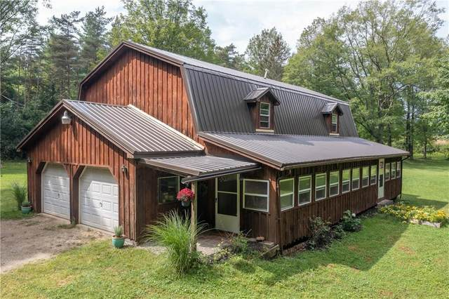3969 Trails End Drive, West Sparta, NY 14437 (MLS #R1363109) :: BridgeView Real Estate