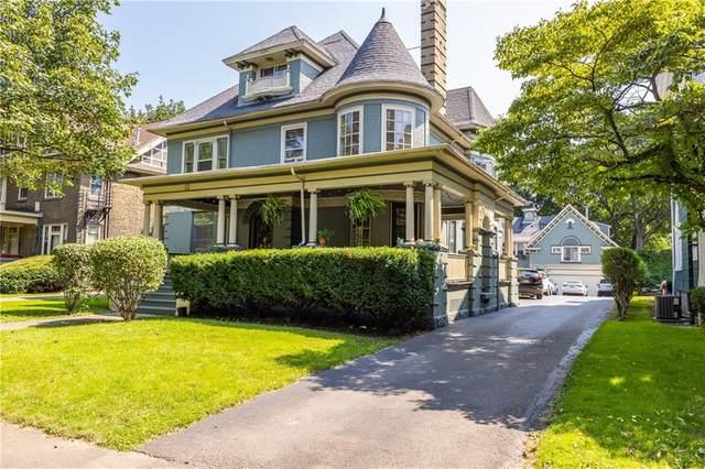 10 Granger Place, Rochester, NY 14607 (MLS #R1363296) :: Serota Real Estate LLC