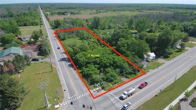 7538 W Ridge Road, Clarkson, NY 14420 (MLS #R1363312) :: Serota Real Estate LLC