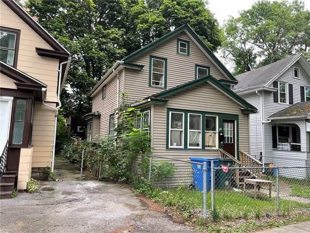 44 Judson Street, Rochester, NY 14611 (MLS #R1363472) :: Robert PiazzaPalotto Sold Team