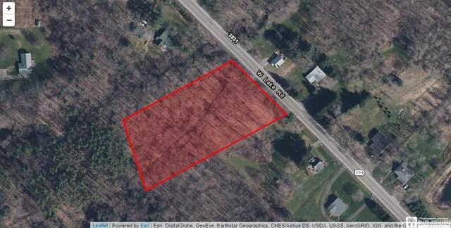 0 Route 394, North Harmony, NY 14710 (MLS #R1363534) :: TLC Real Estate LLC