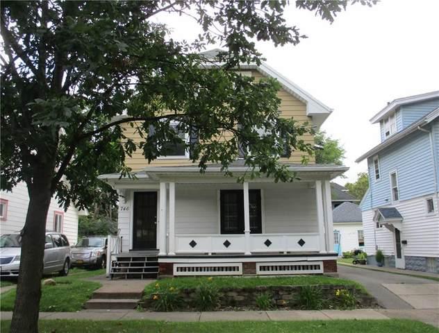 746 Grand Avenue, Rochester, NY 14609 (MLS #R1363542) :: Robert PiazzaPalotto Sold Team