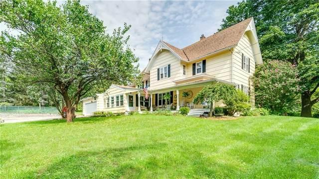 62 Honeoye Falls Five Pt Road, Rush, NY 14543 (MLS #R1363663) :: BridgeView Real Estate