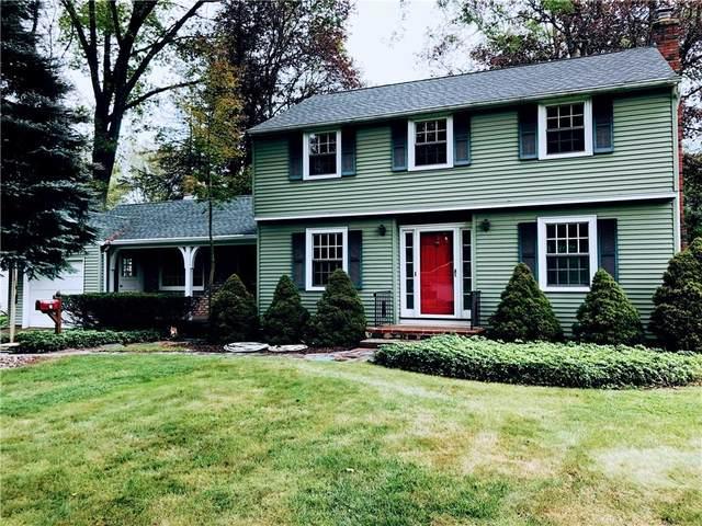 2744 Oakview Drive, Irondequoit, NY 14617 (MLS #R1363720) :: TLC Real Estate LLC