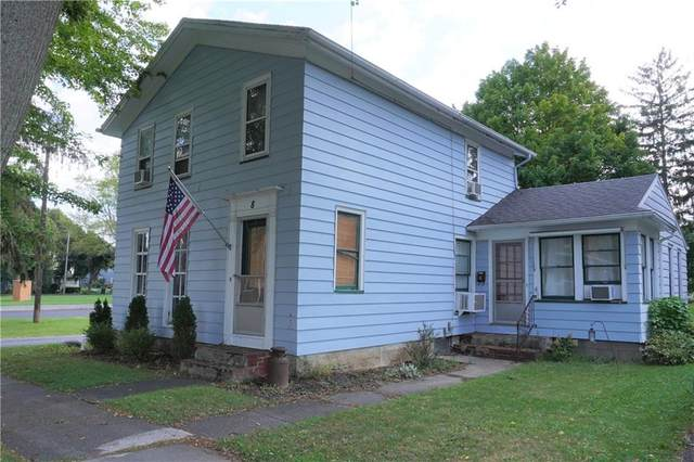 8 Church Street, Mendon, NY 14472 (MLS #R1363801) :: Robert PiazzaPalotto Sold Team