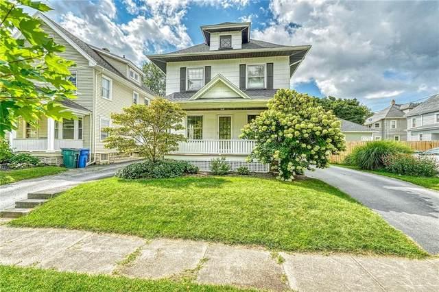 19 Woodland Park, Rochester, NY 14610 (MLS #R1363815) :: Serota Real Estate LLC