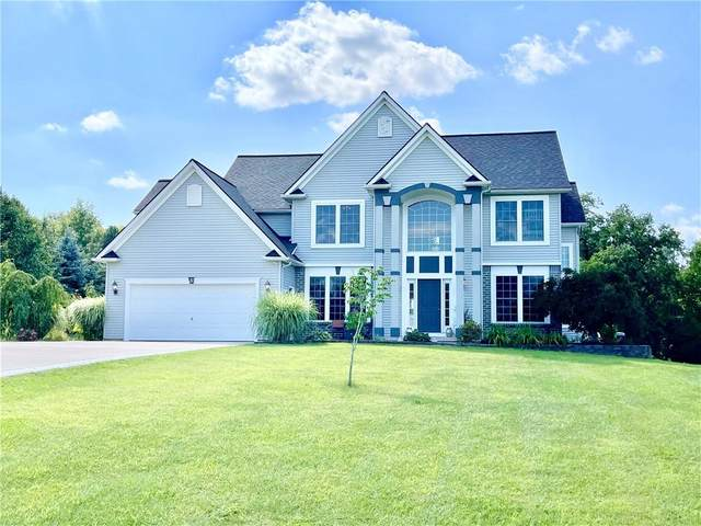 31 Mission Hill Drive, Clarkson, NY 14420 (MLS #R1363819) :: BridgeView Real Estate