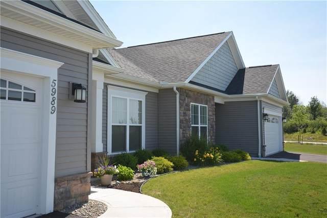 6023 Redfield Drive #10, Farmington, NY 14425 (MLS #R1363875) :: BridgeView Real Estate
