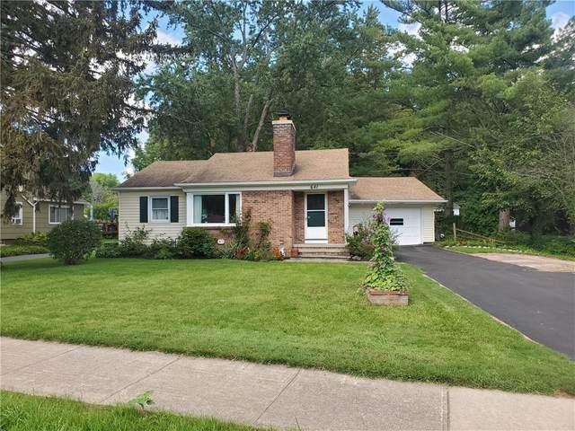 641 Edgewood Avenue, Brighton, NY 14618 (MLS #R1364000) :: Lore Real Estate Services