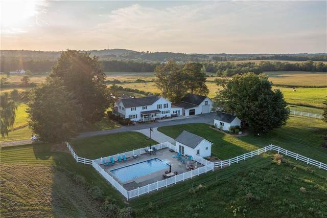 7251 Coy Road, Livonia, NY 14487 (MLS #R1364031) :: BridgeView Real Estate