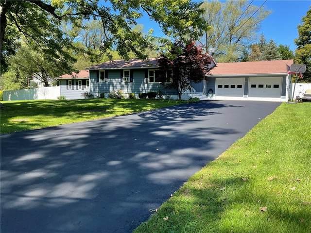 3328 Rush Mendon Road, Mendon, NY 14472 (MLS #R1364198) :: BridgeView Real Estate