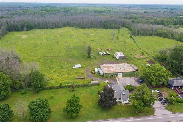 8684 W Ridge Road, Clarkson, NY 14420 (MLS #R1364367) :: Serota Real Estate LLC
