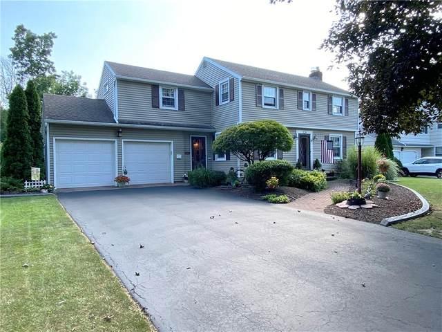 126 Danforth Crescent, Brighton, NY 14618 (MLS #R1364719) :: TLC Real Estate LLC