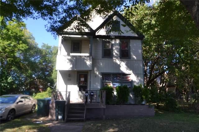 59 Chamberlain Street, Rochester, NY 14609 (MLS #R1364751) :: Robert PiazzaPalotto Sold Team