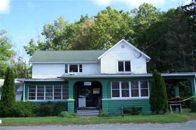 5887 Big Tree Road, Livonia, NY 14480 (MLS #R1364897) :: BridgeView Real Estate