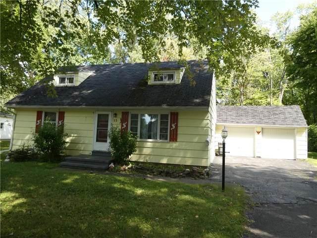 53 Sequoia Drive, Chili, NY 14624 (MLS #R1364908) :: BridgeView Real Estate
