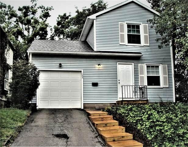123 Bayclif Drive, Rochester, NY 14614 (MLS #R1364992) :: Serota Real Estate LLC
