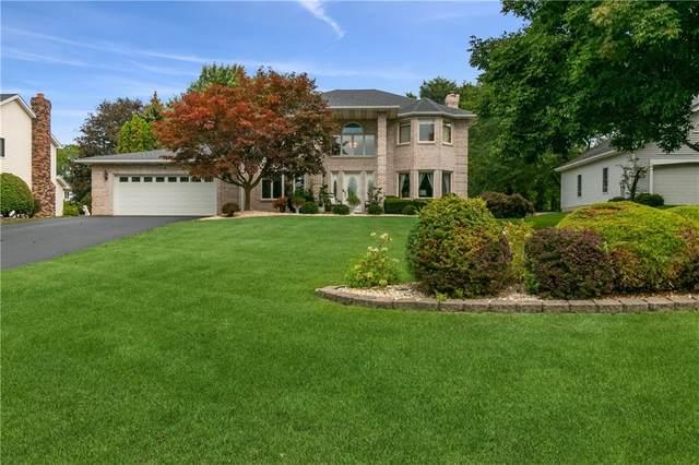 6 Cedarwood Drive, Perinton, NY 14450 (MLS #R1365216) :: Robert PiazzaPalotto Sold Team