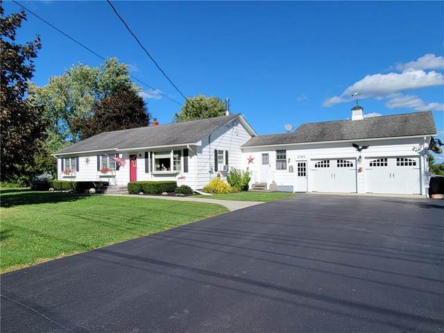 5185 South Street, Leicester, NY 14481 (MLS #R1365300) :: BridgeView Real Estate