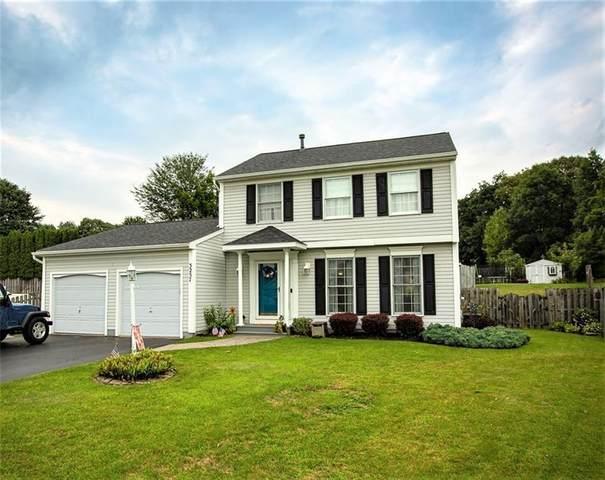 3257 Green Tree Drive, Walworth, NY 14568 (MLS #R1365444) :: Robert PiazzaPalotto Sold Team