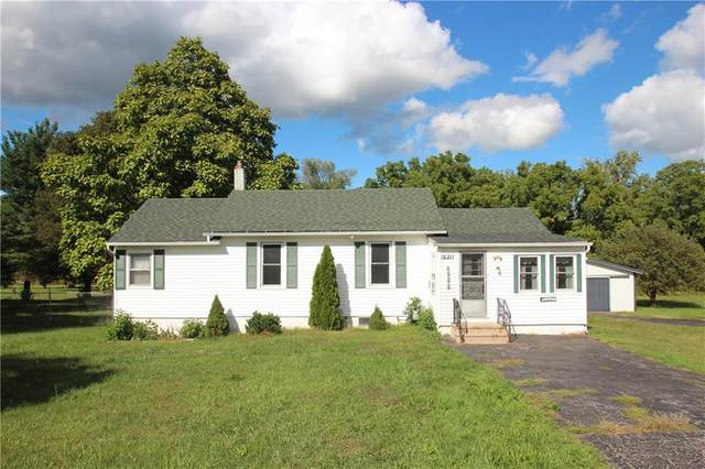 16211 Ridge Road West, Murray, NY 14470 (MLS #R1365485) :: BridgeView Real Estate