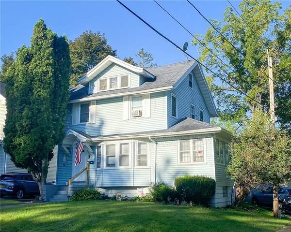 57 Nellis Park, Rochester, NY 14608 (MLS #R1365522) :: Serota Real Estate LLC