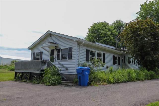 5202 Ridge Road, Sodus, NY 14589 (MLS #R1365544) :: Serota Real Estate LLC