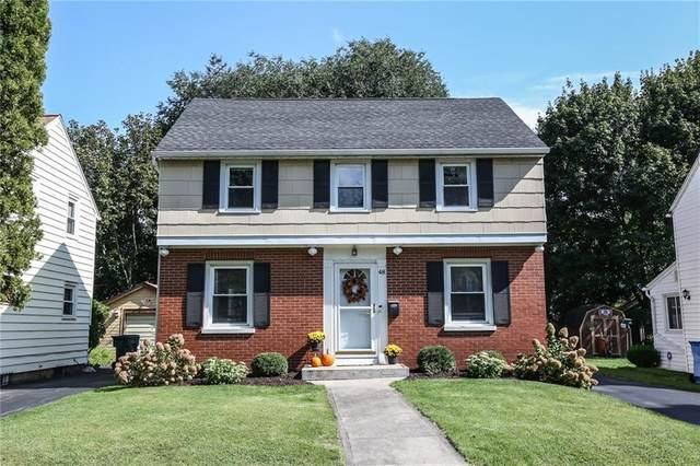 48 Delray Road, Rochester, NY 14610 (MLS #R1365563) :: BridgeView Real Estate