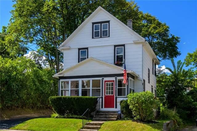 803 Woodbine Avenue, Rochester, NY 14619 (MLS #R1365615) :: Robert PiazzaPalotto Sold Team