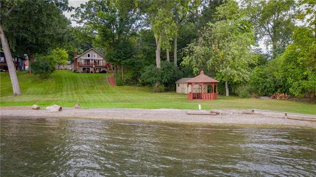 1839 Perry Point Road, Torrey, NY 14527 (MLS #R1365660) :: Robert PiazzaPalotto Sold Team