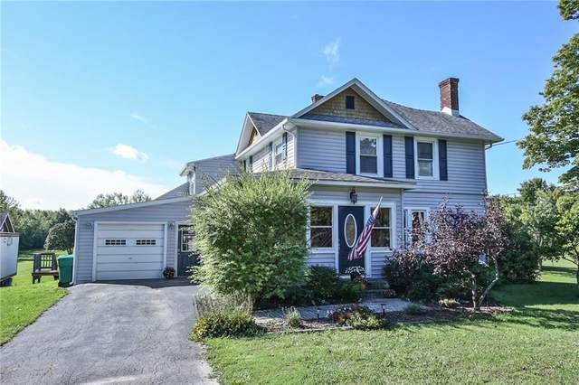 5798 Ridge Road, Sodus, NY 14589 (MLS #R1365888) :: Serota Real Estate LLC