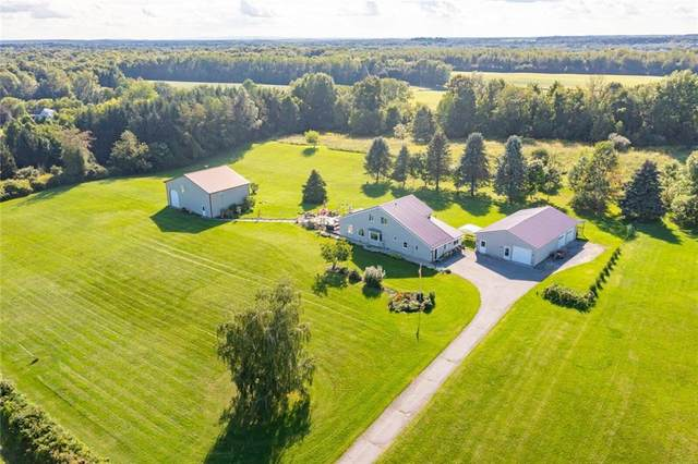 745 Ridley Road, Arcadia, NY 14513 (MLS #R1365912) :: BridgeView Real Estate