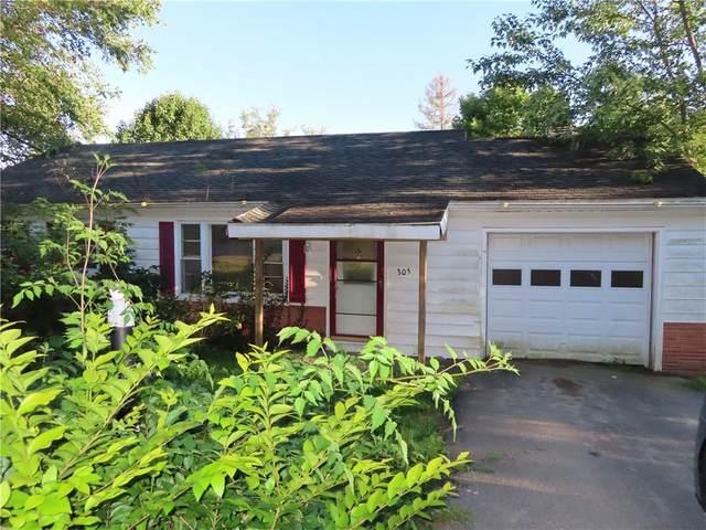 305 Bolivar Drive, Foster-Town, PA 16701 (MLS #R1365915) :: BridgeView Real Estate