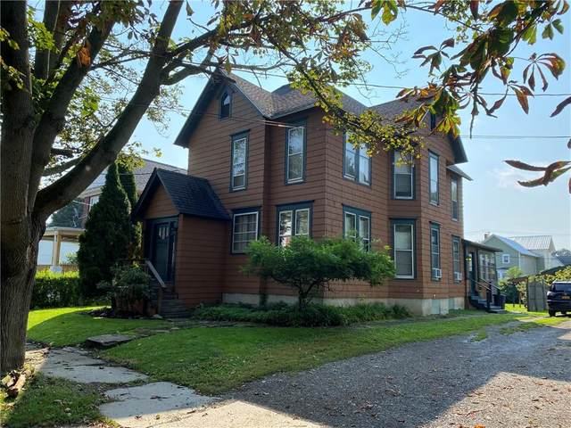 31 Bennett Street, Hornell, NY 14843 (MLS #R1365927) :: Thousand Islands Realty